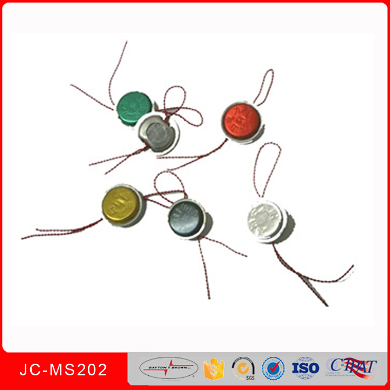 motorcycle spare parts Wire and Plastic Electric Meter Security Seal Lock Widely Used JCMS- 202