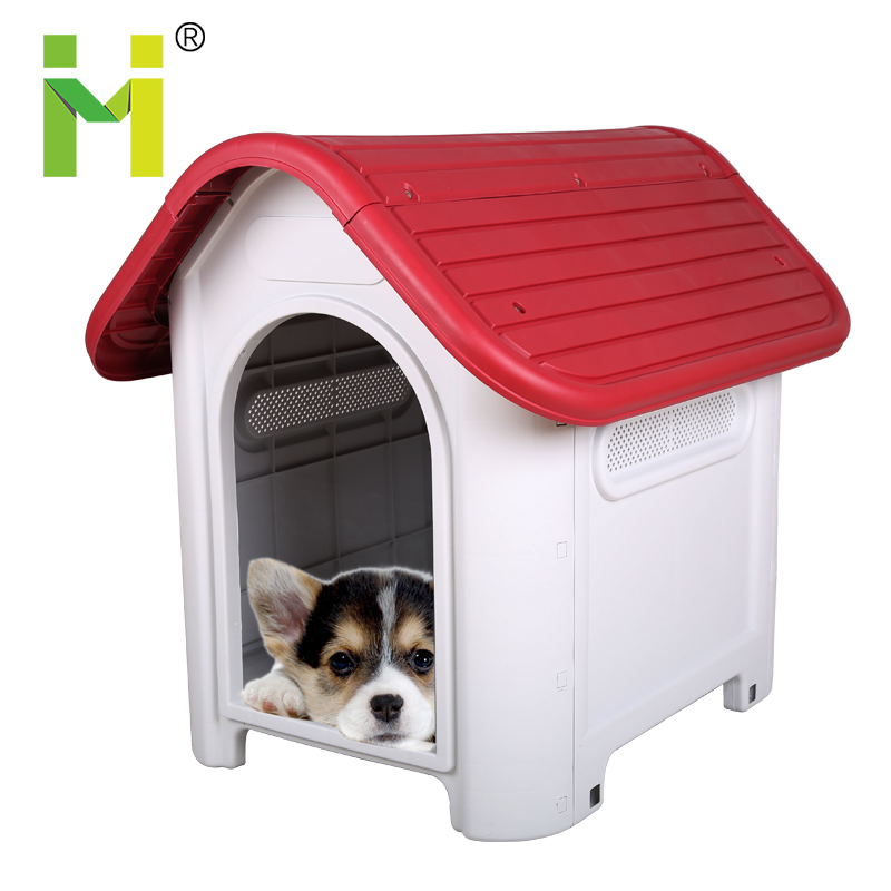 Eco-friendly pet house ,reisn folding dog house plastic