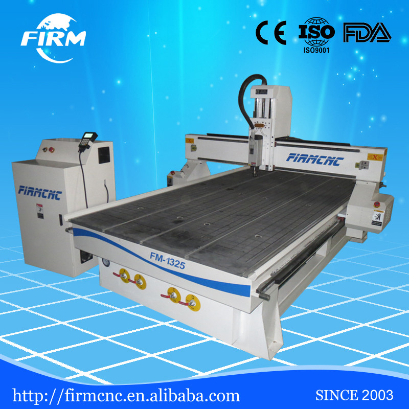 Top quality 4x8 feet cnc router1325 3d wood furniture design engraving cnc router machine