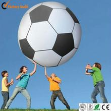 Giant 6 Ft Tall Inflatable Soccer Ball For Fun Beach Pool Party
