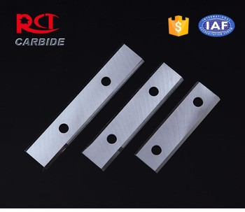 Standard And Good Quality Tungsten Carbide Planer Knives