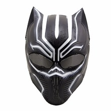 Zujizhe safety protection face shield Panthers mask for airsoft
