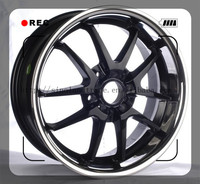 wheels for sale sport rim replica alloy wheel 4x100 8 hole 4x114.3 wheels rims