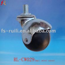 ball swivel caster