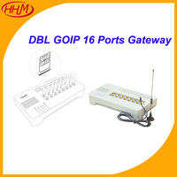 16 Port GSM VoIP Gateway GoIP 16 with IMEI Change