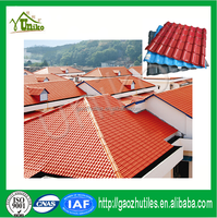 Residential roofing spanish style roof tiles