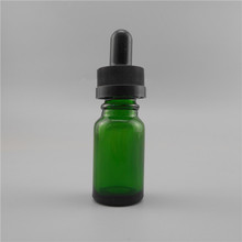 sterile eye dropper glass15ml 30ml /glass 10ml dropper bottle with child safety cap