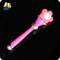 Multi color sweet flower fairy music wand ZH0908583