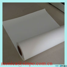 SP-PET-300 PV Coating solar thick pet film adhesive screen protector film roll