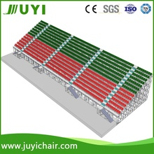 Outdoor Bleacher grandstand tribune seating system for gyms stadiums school sports