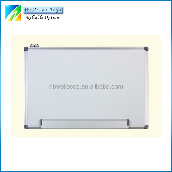 magnetic white board prices cheap,custom white board standard size