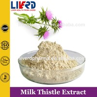 Healthcare Herbs White Powder Silybin Extract with Silybum Marianum