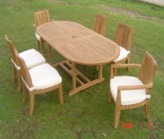 Outdoor Teak Set