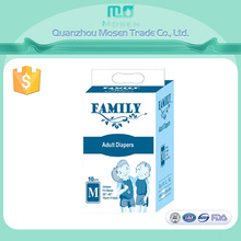 Family Disposible Adult diaper Manufactured in China