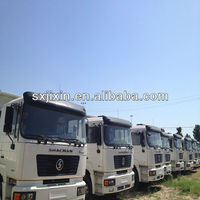used Shacman truck and used suzuki mini truck