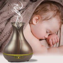 Unique modern family life fragrance lamp ultrasonic essential oil diffuser