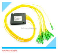 Outdoor/Indoor fiber optic plc splitter/pigtail ftth terminal box