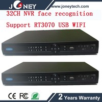 USB wifi Cheap 32ch onvif NVR for home surveillance cctv system security