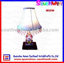 Reading Lamp With Ganesh Decoration