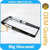 made in china wholesale for n7000 galaxy note i9220 metal aluminum bumper case