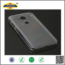 clear crystal hard cover case for Huawei G8