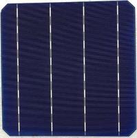 156*156 High Efficency Poly Mono Solar Cell /Broken Solar Cell for sale