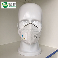 Chinese factory direct supply Disposable nonwoven medical face mask AB-9001V-2