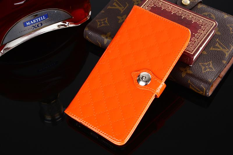 2016 New Luxury Fashion Flip Wallet Patent Leather Case Cover For Sony Ericsson M5 with card holder Stand design Wallet bag