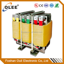 Copper winding electric power transformer three phase transformer with CE UL