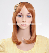 Factory Price Synthetic Wig For Oversea Person