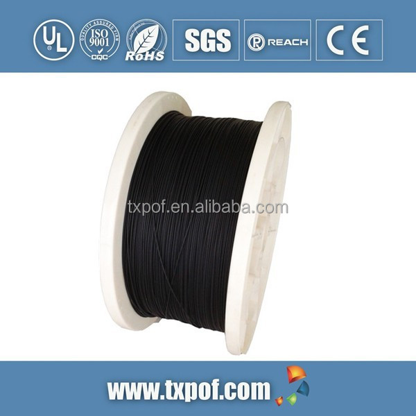 Good Quality <strong>1</strong>.0mm Optical Fiber OD2.2mm Plastic Optical Fiber PMMA Core