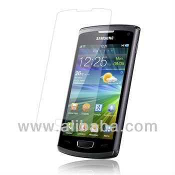 Ultra Clear Screen Protector for Samsung Galaxy Wave 3 S8600