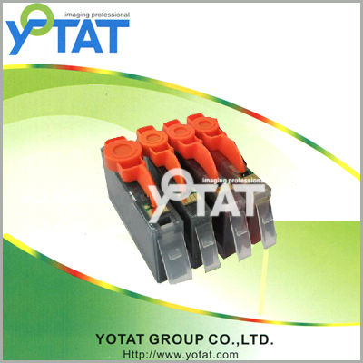 Newest product! YOTAT Ink cartridge for HP 670 HP 650 HP 690 with chip