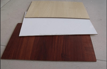 Melamine Paper Laminated Plywood for cheap sale from Linyi