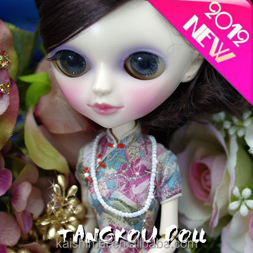 Fashion Tangkou doll 12 inch Plastic Joint body doll