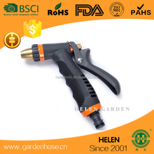metal adjustable best paint hose gun car washing hose gun