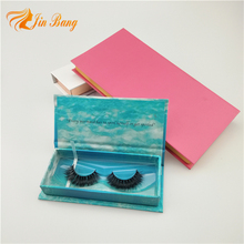 New Design Mink Fur Fake Eye Lash False Eyelashes Real Mink 3D Strip Lashes
