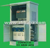Distribution Transformer dan MV Cubicle