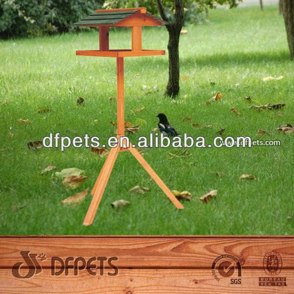Wooden Pet House For Bird Cages DFB005