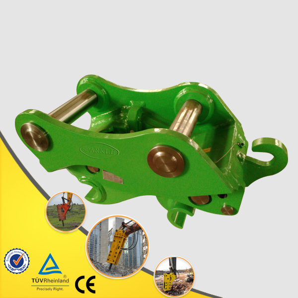 High quality china hydraulic excavator quick coupler