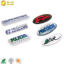 High Quality 3D Puffy Logo Stickers