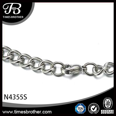 Factory Wholesales Own Design Stainless Steel Jean Chains Fashion