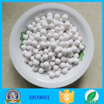 New Defluorinating Agent Activated Alumina Ball for Water Treatment