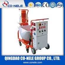 Good Quality Colorful cement plaster concrete spraying machine for wall