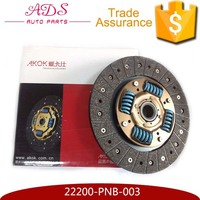 automatic transmission clutch disc for CRV2.0/RD5 OEM:22200-PNB-003