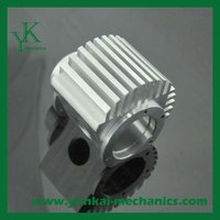 Stainless steel cnc machining parts, cnc lathe parts, spare parts for heat pump