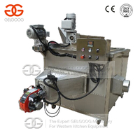 Electric Peanut Fryer Machine/Automatic Potato Chips Fryer Machine /Nut Frying Machine