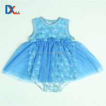 Patterns Flower Girl Tutu Baby Girls summer party Dress