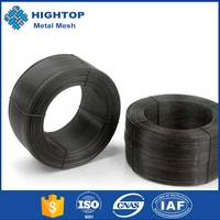 used black annealed wire for mesh