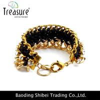 New design gold european bracelets beads with great price